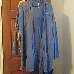 Free People Cardigan/Robe